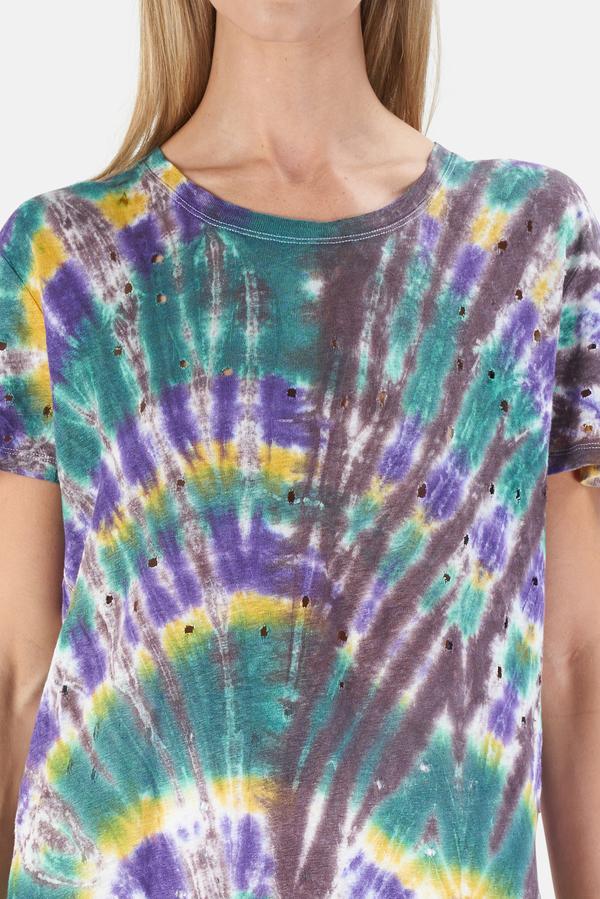 IRO x Blue&Cream Short Sleeve Tee - Tie Dye