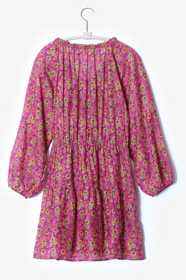 Xirena Dalyn Dress in Pink Amethyst