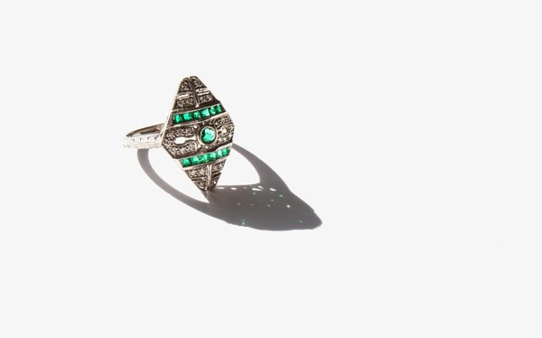 Vintage Caird Ring