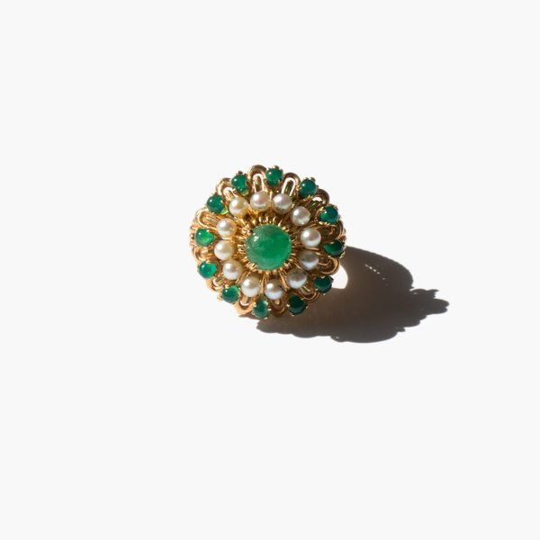Vintage Florian Ring