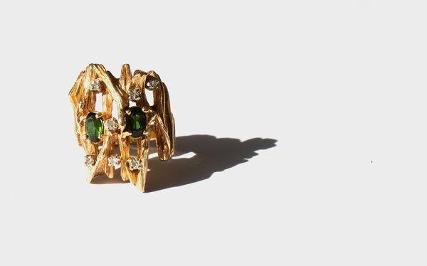 Vintage Grandin Ring