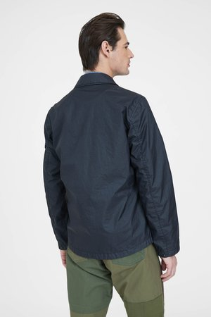 Stone Island Membrana 3L TC Overshirt - Black