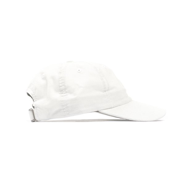 Norse Projects BABY CORDUROY SPORTS CAP - OATMEAL