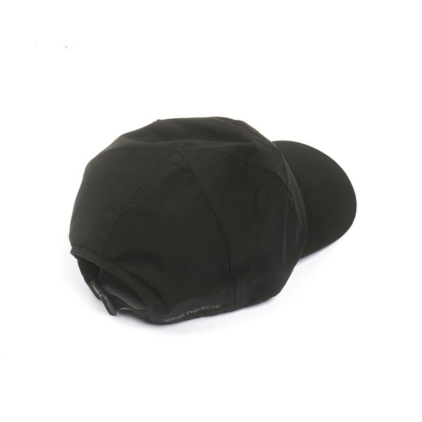 Norse Projects TECHNICAL SPORTS CAP - BLACK