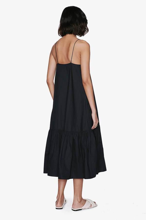 Anine Bing Averie Dress - Black