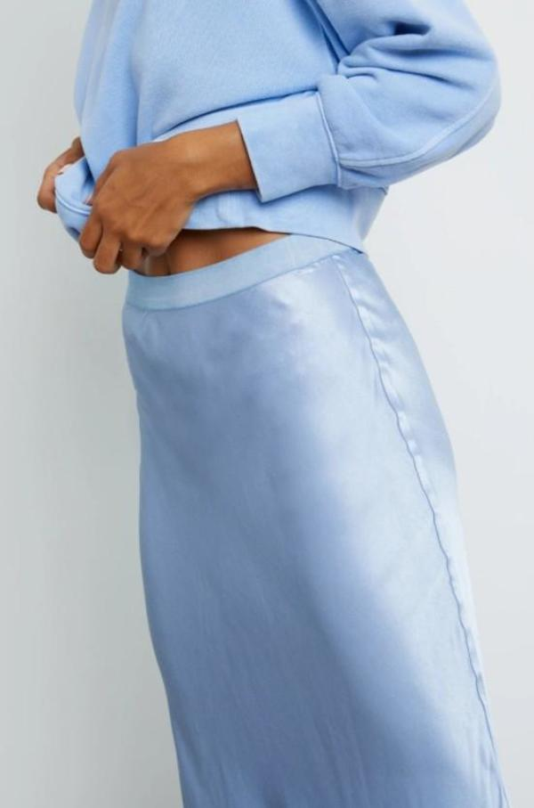Rails Berlin Skirt - Zen Blue