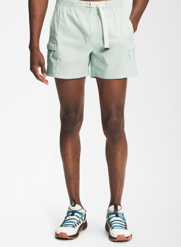 The North Face Class V Belted Short - Green Mist