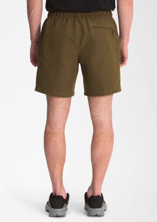 The North Face Class V Pull On Short - Military Olive
