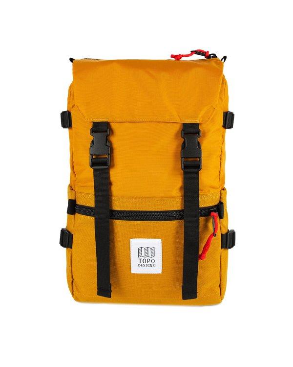 Topo Designs Mochila Rover Pack Classic - Mustard/Mustard
