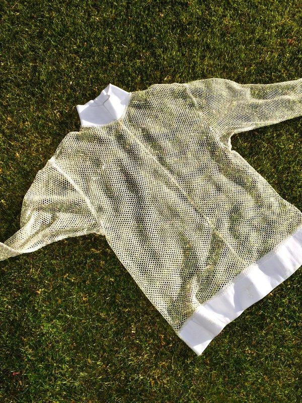 Et Tigre Jennifer Sweatshirt - White Netting