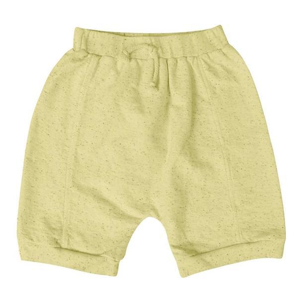 Kids Nico Nico Arrow Shorts - Confetti Sunrise Yellow