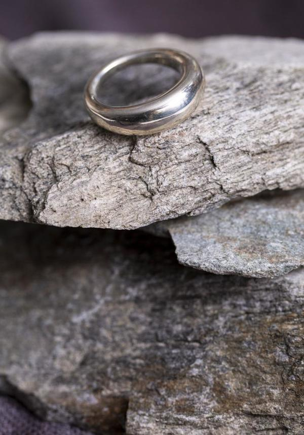 JACQUELINE ROSE Pebble Ring - Sterling Silver