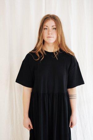 Kowtow Rib Panel Dress