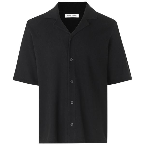 Samsoe Samsoe risby 11564 shirt - Black
