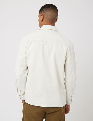 Barbour Loweswater Overshirt - Beige