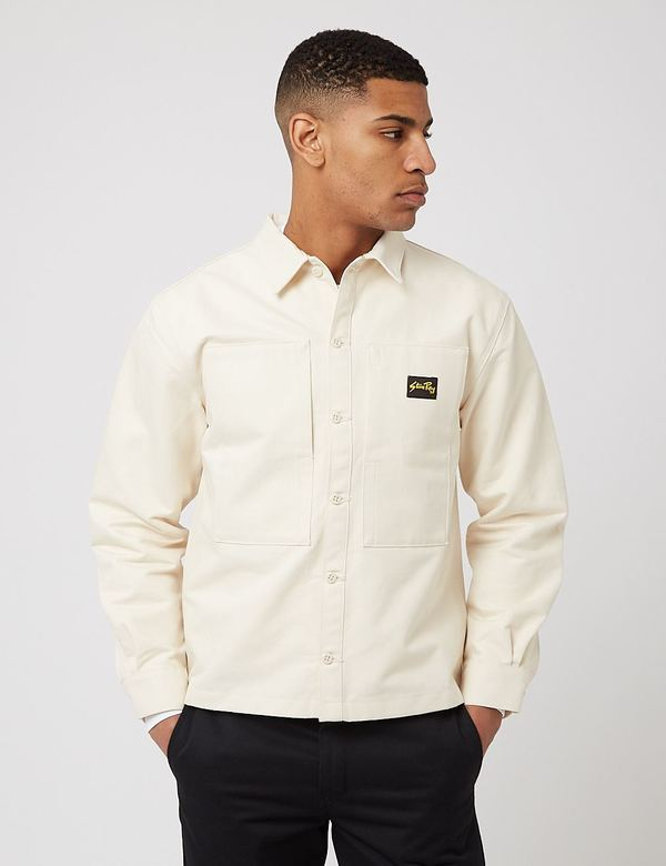 Stan Ray Prison Shirt - Beige