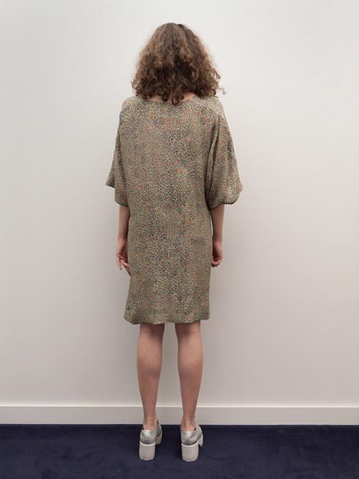 Anntian Asymmetrical Dress