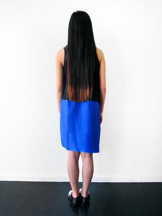Ffixxed Attachment Dress