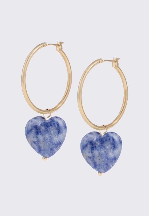Paloma Wool Labravo Earrings - Medium Blue