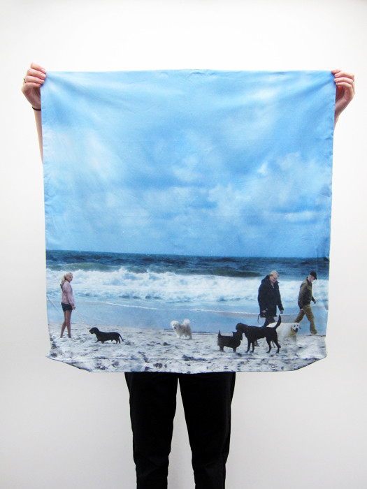 BLESS Bedsheets, Seaside Print