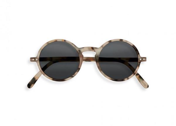 IZIPIZI #G The Round Sunglasses in TORTOISE GREEN