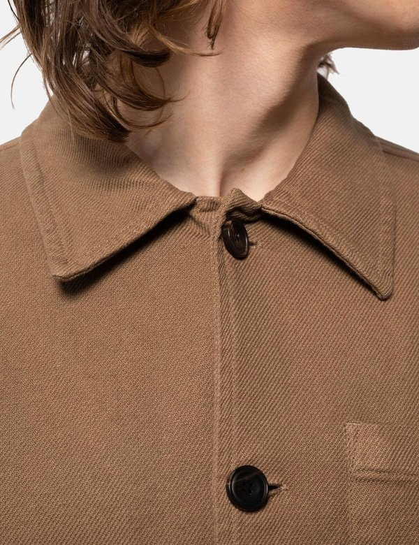 Nudie Jeans Barney Worker Jacket - Hazel