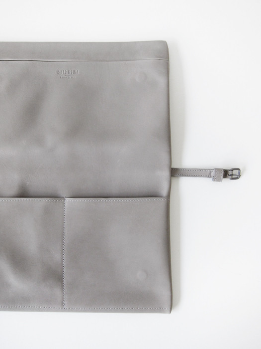 Isaac Reina Cover Clutch, Concrete