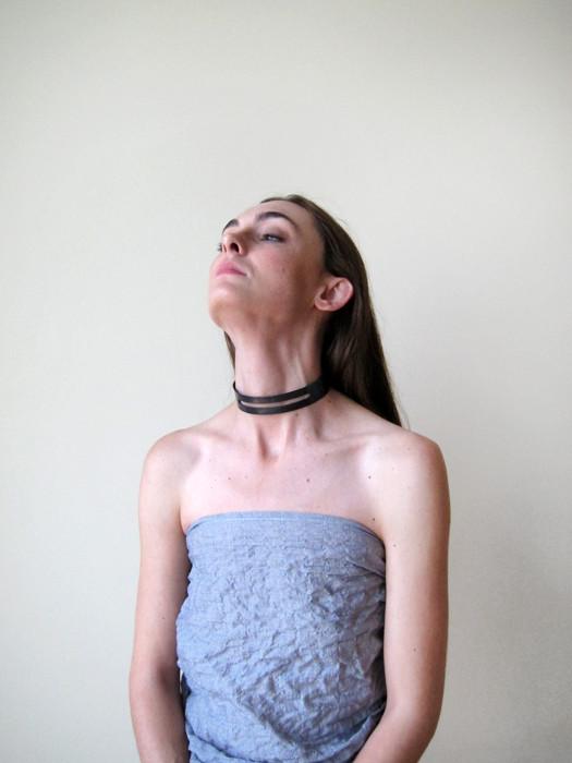 Kat Seale Cut Out Choker