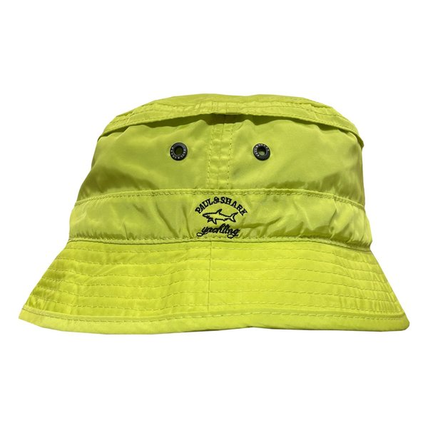PAUL & SHARK Bucket Hat - Lime