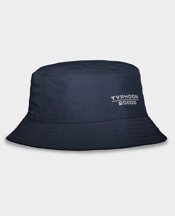 PAUL & SHARK Typhoon Nylon Bucket Hat - Navy