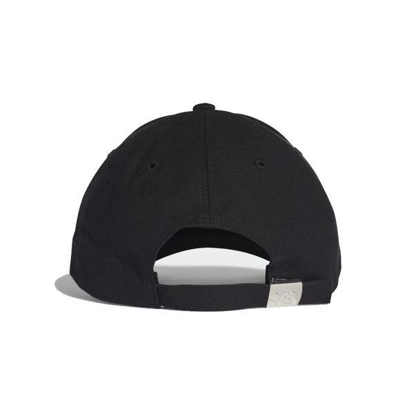 adidas Y-3 Classic Logo Cap - Black