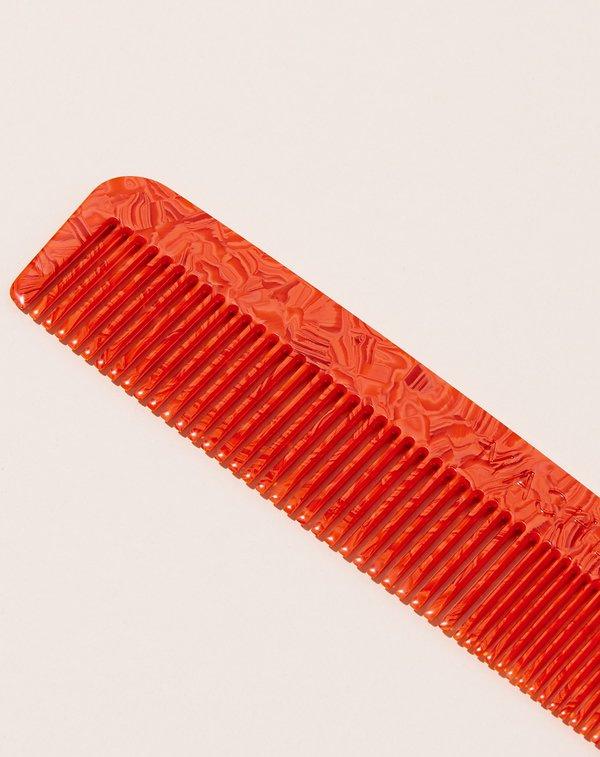 Machete No. 1 Comb - Poppy