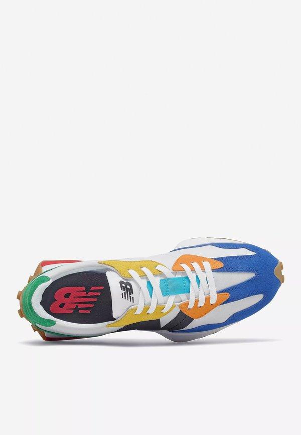 New Balance 327 Primary Brights Sneaker - multi