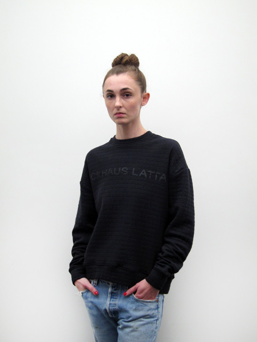 Eckhaus Latta EL Sweatshirt