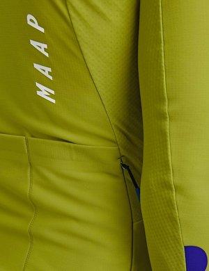 MAAP Force Pro LS Jersey top - Fern Green