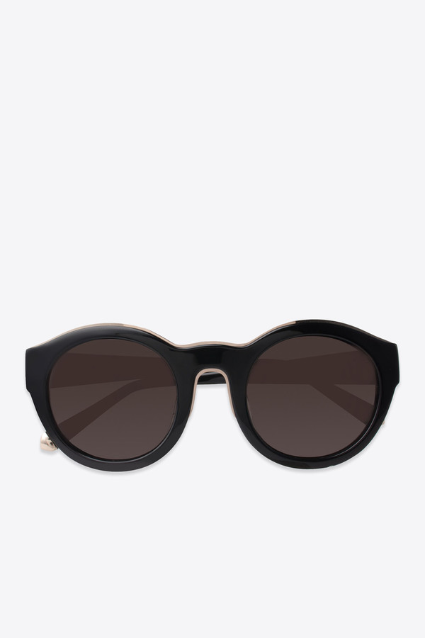 00bb2461da9e2 Kate Young for Tura Samantha Sunglasses in Black