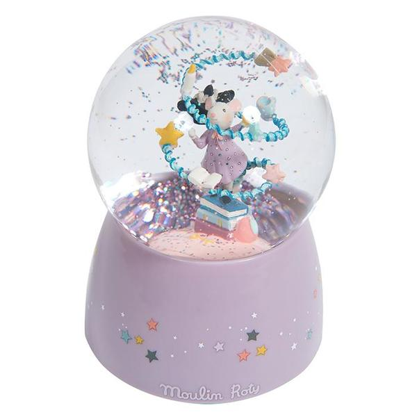 Moulin Roty Il Etait Une Musical Snow Globe