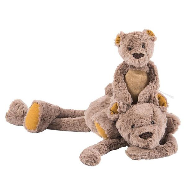 Moulin Roty Les Baba Bou Bear Soft Toy Large
