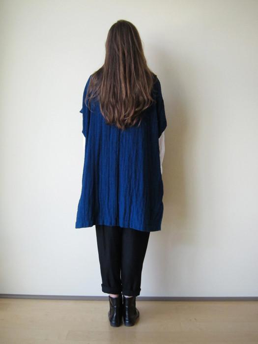Unisex Cosmic Wonder Herbal Dye Coat