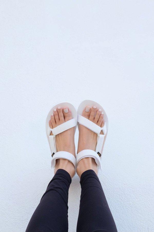 Teva Original Universal Sandals - Bright White