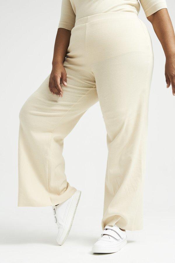 Lois Hazel Comfort Pant - Cream