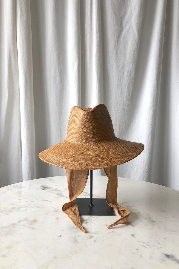 Clyde Caro Hat - shade terra
