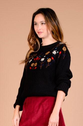 LUCCA Taryn Sweater