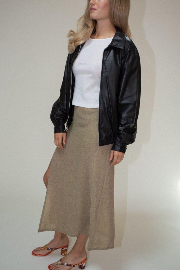 Maryam Nassir Zadeh Resolution Jacket - Black