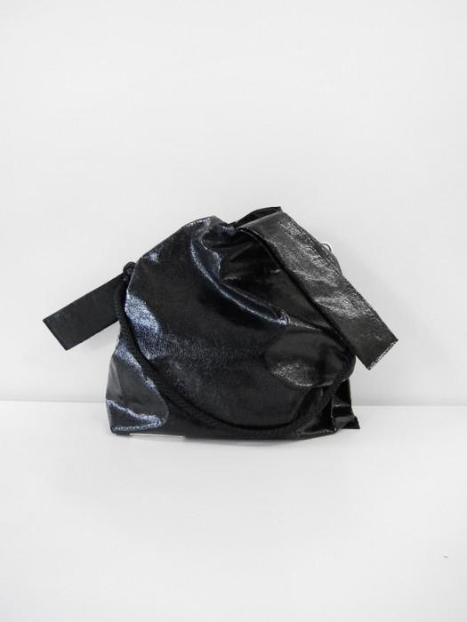 Ann-Sofie Back Knot Shopper, Black