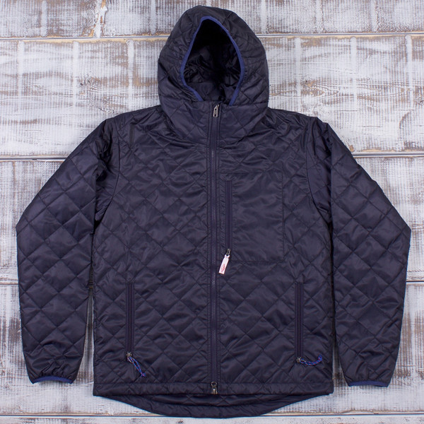 Battenwear:: quilted guide parka, blue | things i like in 2019.