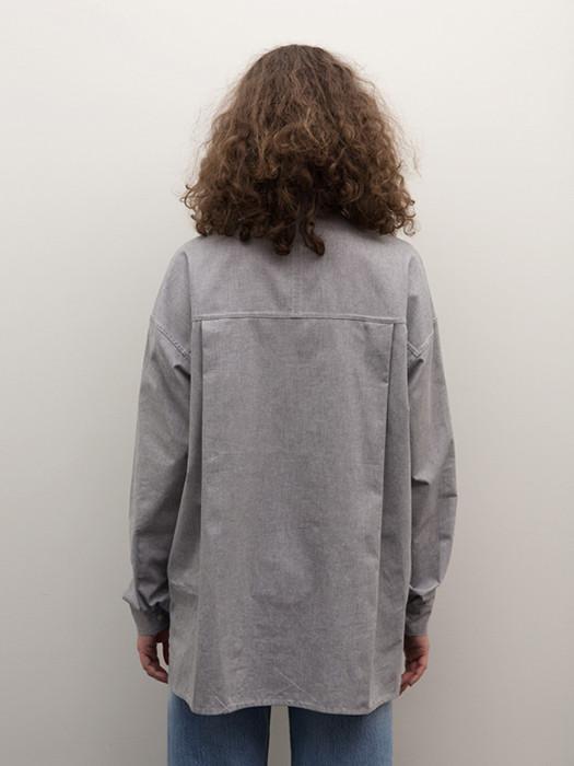 Eckhaus Latta Long Sleeve Button Down
