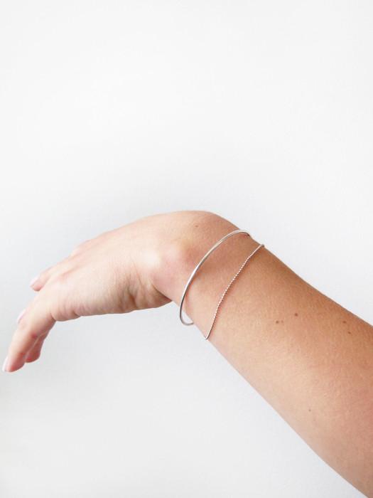 Saskia Diez Melting Bracelet