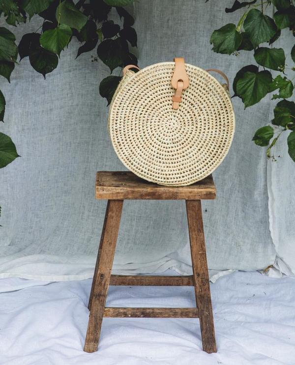 beaumont organic Doroteia Bag - natural