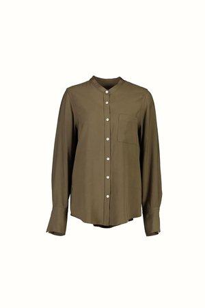 Mina Ease Shirt - Olive